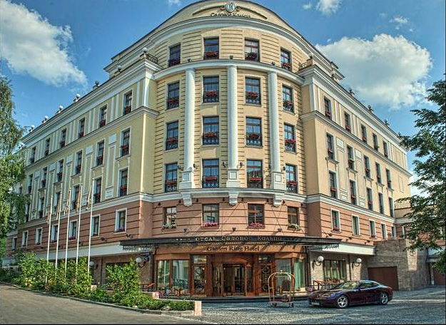 Introducing new hotel, Moscow: Garden Ring ****