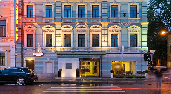Golden Apple Boutique Hotel *****, Moscow