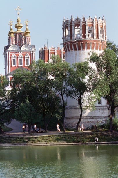 Moscow: New Maiden's Convent