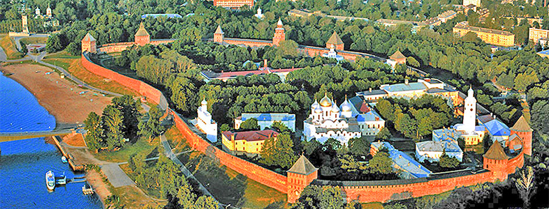 Medieval Town of Novgorod Veliky, Northwest Russia, UNESCD World Heritage List