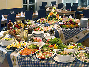 Restaurant at the Novotel Moscow Centre ****