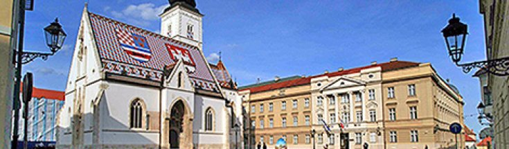 Medieval Church, Zagreb