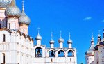 2021 Treasures of Russia with the Golden Ring 10 Days