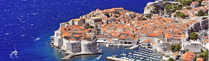 2022 Beautiful Croatia by Land, Zagreb, Plitvice Lakes, Split, Dubrovnik escorted, 8 Days