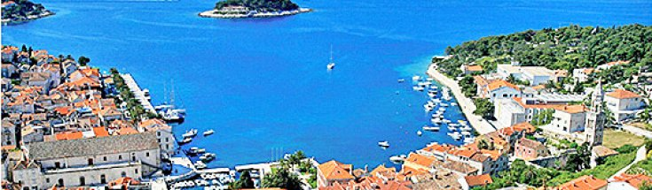 Cruise North to South all along Croatian coastline, Porec to Dubrovnik, 8 Days