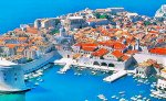 Dubrovnik, the darling of the Dalmatian Coast of Croatia