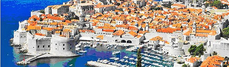 Adriatic Sea deluxe small boat cruises