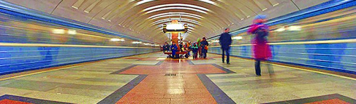 2021 Two Russian Capitals Plus Helsinki, Escorted 9 Days | image: Moscow's brand new Metro station added to 240+stations operational as of March, 2020