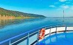 Grand Siberia cruise 2021, along Yenisei River, deluxe MS Maxim Gorky