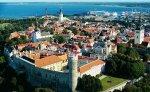 Tallinn's Old Town Panorama