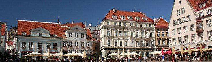 Old Town Square, Tallinn