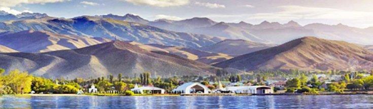 Grand Silk Road rail adventure, by private deluxe train, 17 Days