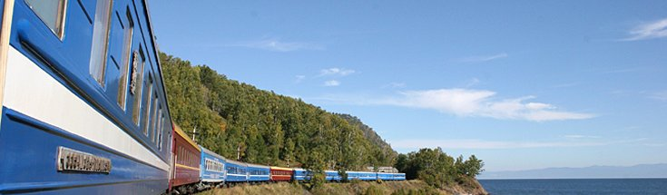 Trans-Siberian rail Journey Classic, to Vladivostok, on the Pacific, Far East of Russia