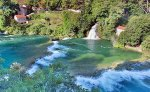 Krka National Park, Waterfalls